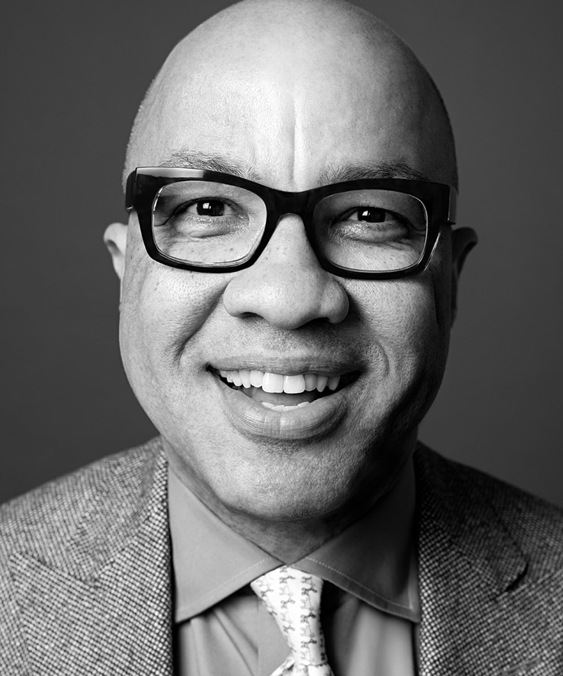 Photo of Darren Walker