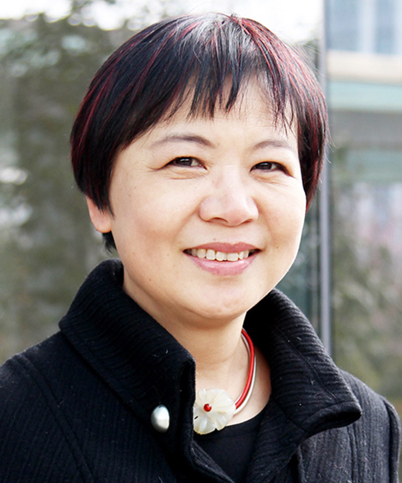 Photo of Lin Wang